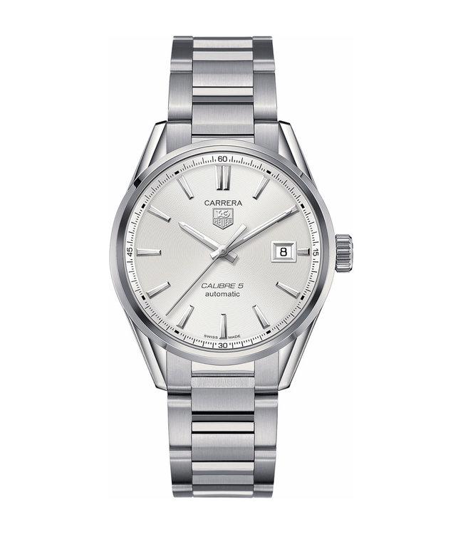 Tag Heuer Carrera Calibre 5 Automatic heren horloge WAR211B.BA0782