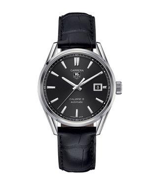 Tag Heuer Carrera Calibre 5 Automatic heren horloge WAR211A.FC6180