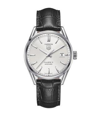 Tag Heuer Carrera Calibre 5 Automatic heren horloge WAR211B.FC6181