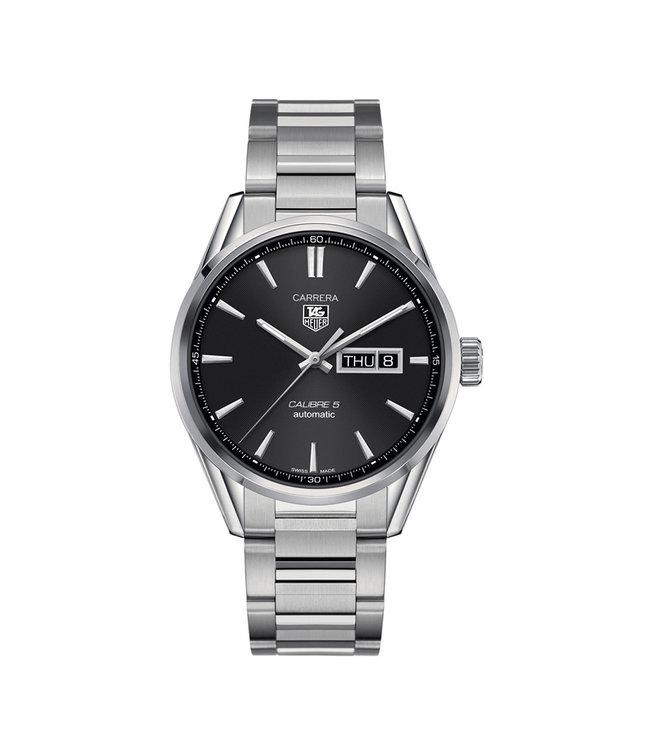 Tag Heuer Carrera Automatic Day-Date heren horloge WAR201A.BA0723