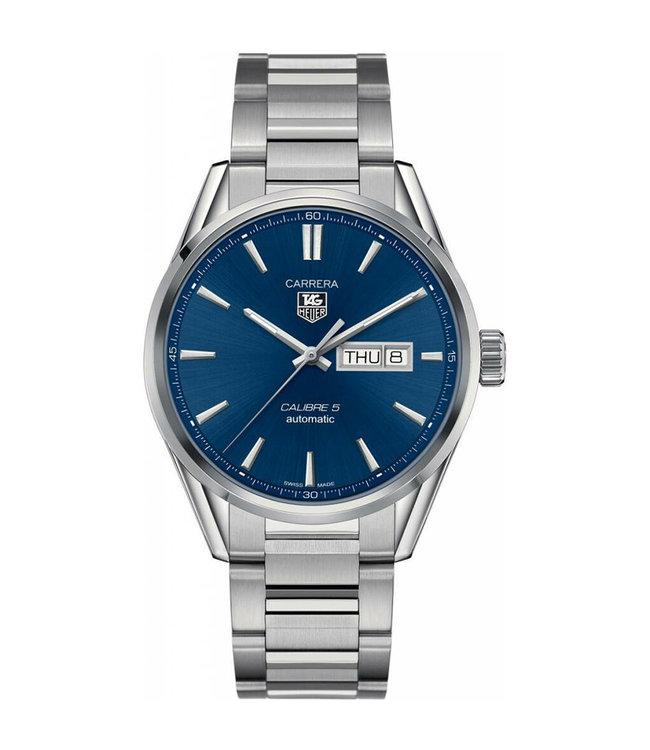 Tag Heuer Carrera heren horloge Day-Date Automatic WAR201E.BA0723