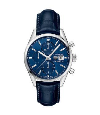 Tag Heuer Carrera Calibre 16 Automatic Chronograph heren horloge CBK2112.FC6292