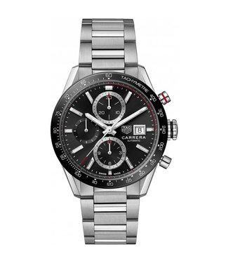 Tag Heuer Carrera Automatic Chronograph heren horloge CBM2110.BA0651
