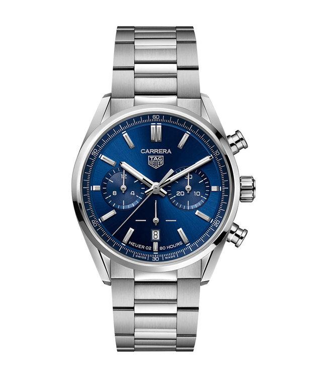 Tag Heuer Carrera Automatic Chronograph heren horloge CBN2011.BA0642