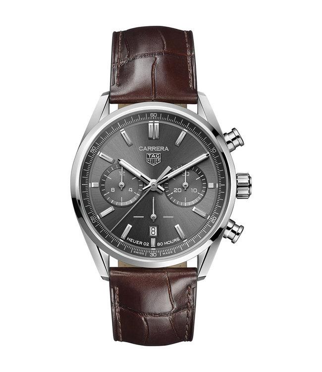 Tag Heuer Carrera Automatic Chronograph heren horloge CBN2012.FC6483