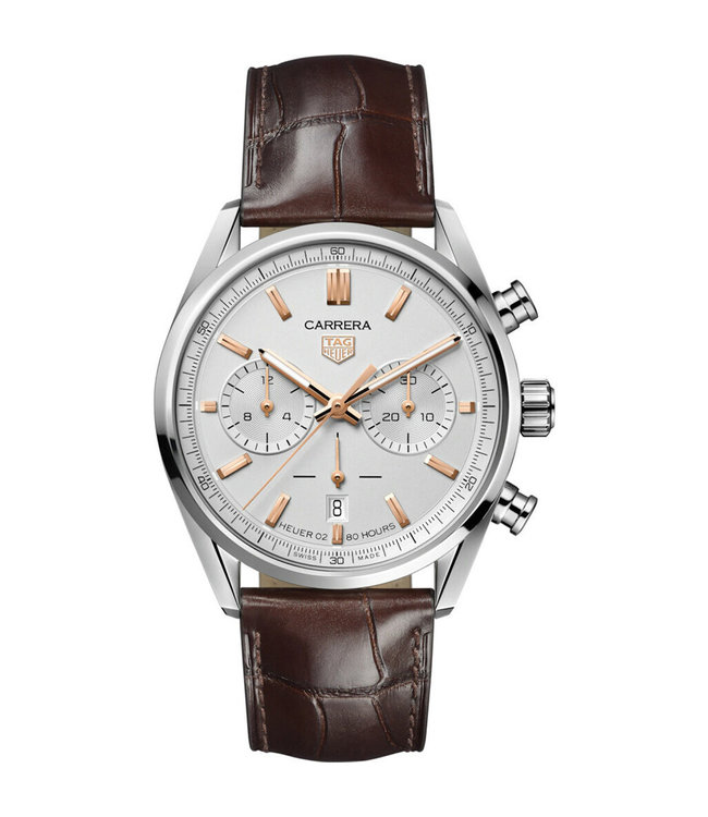 Tag Heuer Carrera Automatic Chronograph heren horloge CBN2013.FC6483