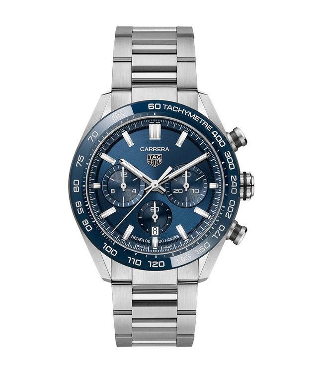 Tag Heuer Carrera Automatic Chronograph heren horloge CBN2A1A.BA0643