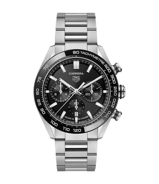 Tag Heuer Carrera Automatic Chronograph heren horloge CBN2A1B.BA0643
