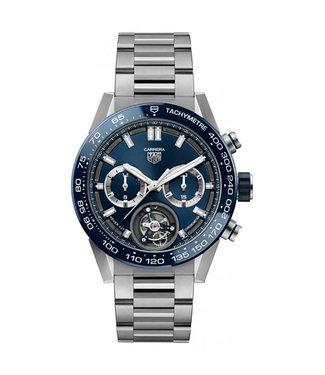 Tag Heuer Carrera Tourbillon heren horloge CAR5A8C.BF0707