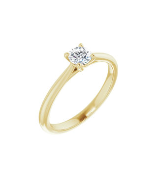 Willems Creations Guillaume Solitaire Ring 0.35ct - 124171-Y-35