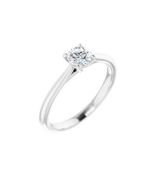 Willems Creations Guillaume Solitaire Ring 0.45ct - 124171-W-45