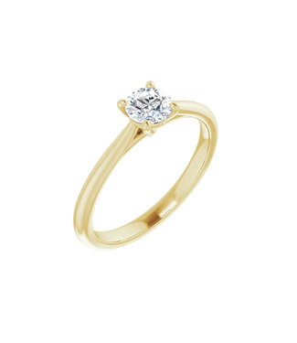 Willems Creations Guillaume Solitaire Ring 0.45ct - 124171-Y-45