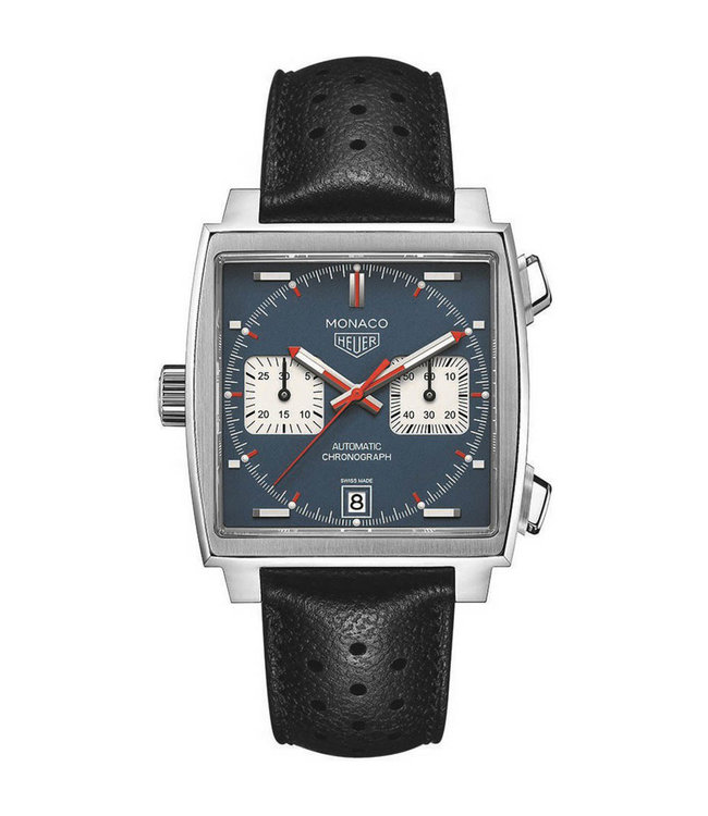 "Tag Heuer Monaco ""Steve McQueen"" Automatic Chronograph CAW211P.FC6356"