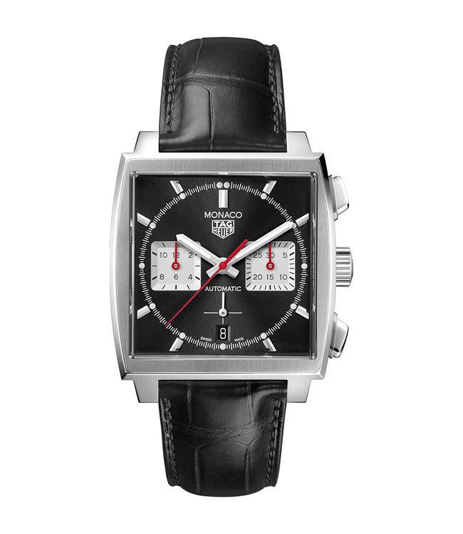 Tag Heuer Monaco Calibre Heuer02 Automatic Chronograph heren horloge CBL2113.FC6177