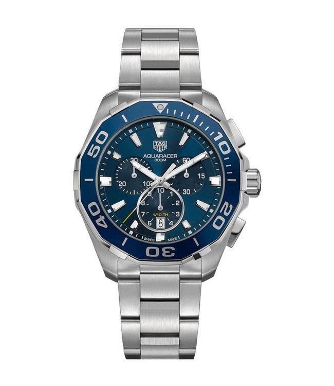 Tag Heuer Aquaracer Chrono heren horloge CAY111B.BA0927