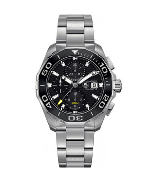 Tag Heuer Aquaracer heren horloge Day-Date Automatic Chronograph CAY211A.BA0927