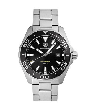 Tag Heuer Aquaracer heren horloge WAY101A.BA0746