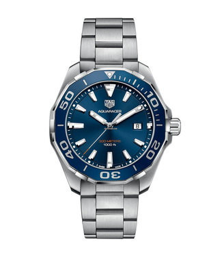 Tag Heuer Aquaracer heren horloge WAY101C.BA0746