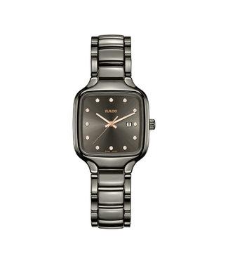 Rado True Square Diamonds dames horloge 27079702