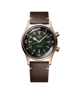Longines Heritage Legend Diver Bronze Automatic heren horloge L37741502