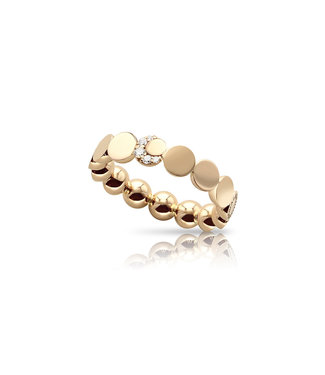 Pasquale Bruni ring Luce pink gold 16189R