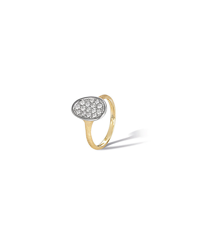 Marco Bicego ring Lunaria Diamonds AB578-B YW-Q6
