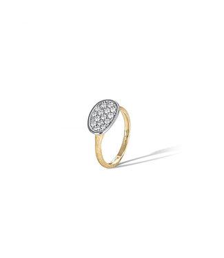 Marco Bicego ring Lunaria Diamonds AB581-B YW-Q6