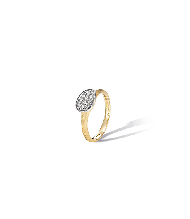 Marco Bicego ring Lunaria Diamonds AB622-B YW-Q6