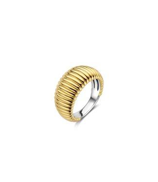Ti Sento ring verguld 12217SY