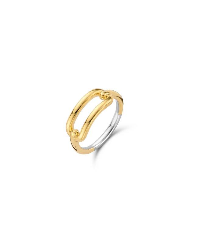 Ti Sento ring verguld 12229SY