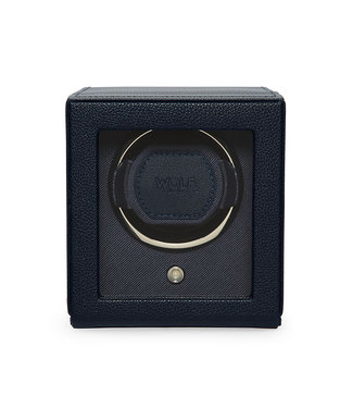 WOLF watchwinders & opbergers Cubs single winder navy 461117