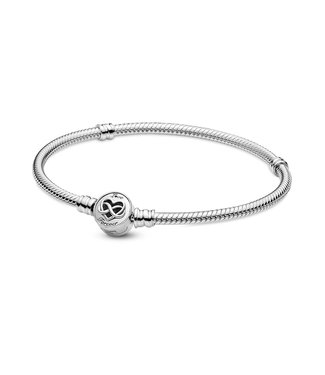 Pandora Heart Infinity clasp bracelet 599365C00