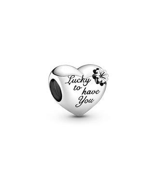 Pandora Heart & Clover 799364C00