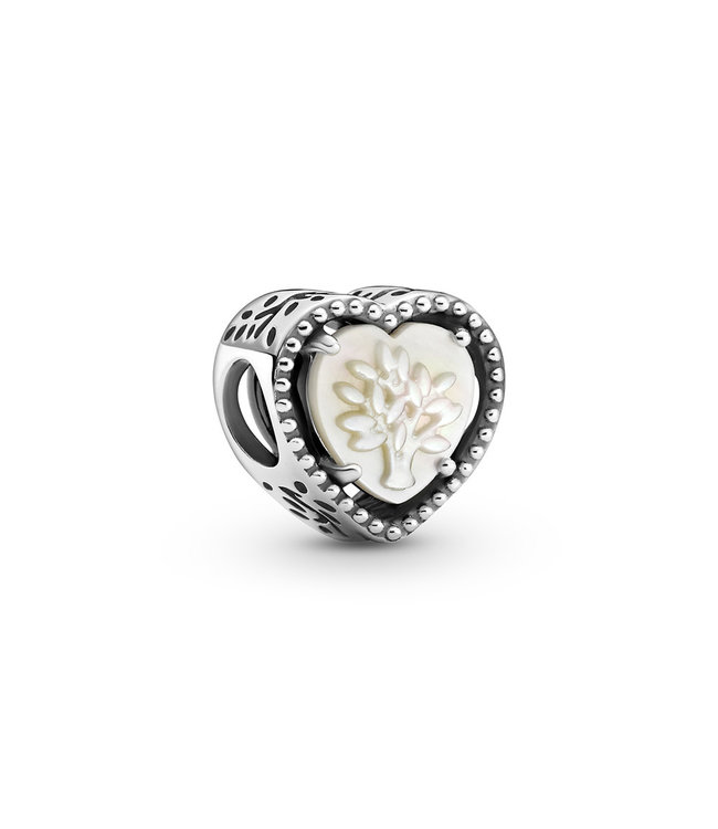 Pandora Openwork Heart & Family Tree 799413C01