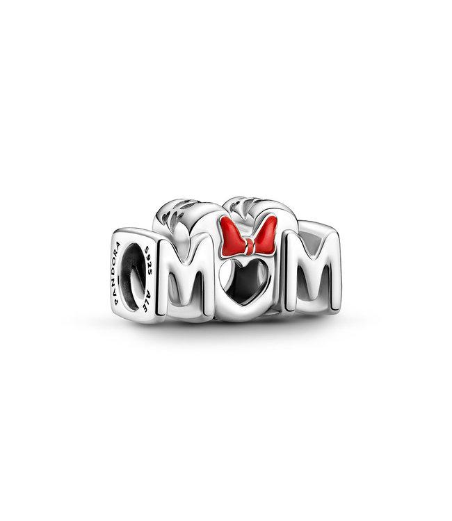 Pandora Disney, Minnie Mouse - Bow & Mum 799363C01