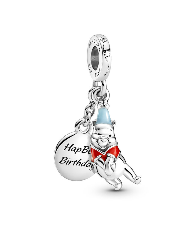 Pandora Disney, Winnie The Pooh - Birthday 799385C01