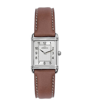 Michel Herbelin Rectangle Classic dames horloge 17478/22GO
