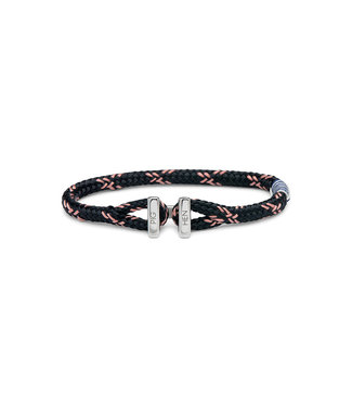 Pig & Hen Icy Ike - Navy/Pink/Silver