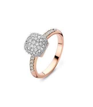 Bigli ring Mini Sweety - Pavé 23R193RWdia