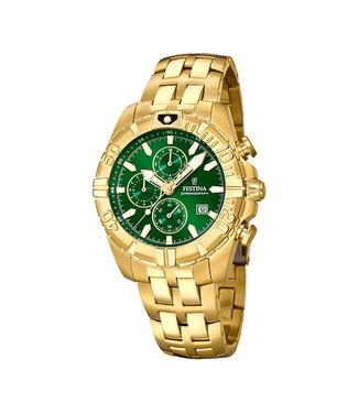Festina Sport Chronograph heren horloge F20356/6