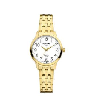 Pontiac Orion Classic dames horloge P10134