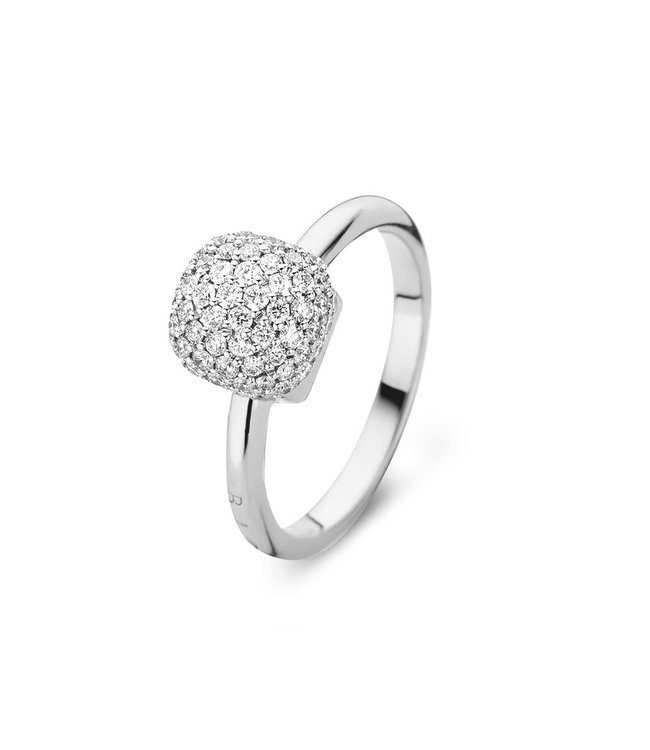 Bigli ring Mini Sweety - Pave 23R156Wdia