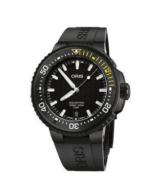 Oris AquisPro Date Calibre 400 Automatic heren horloge 0140077677754-07 4 26 64BTEB