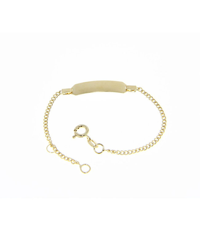 Willems Creations armband 18kt Identiteit 170772