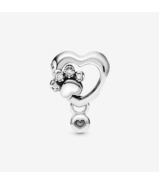 Pandora Sparkling Paw & Heart 798873C01