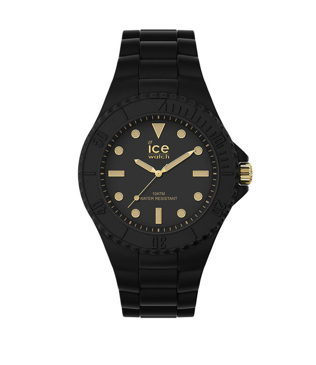Ice Watch Ice Generation - Black gold - Medium - 019156