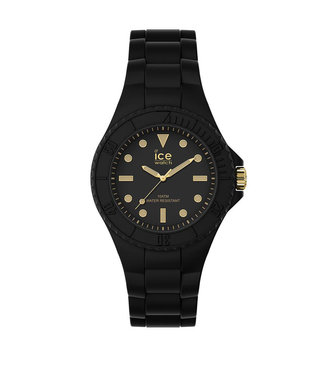 Ice Watch Ice Generation - Black gold - Small - 019143