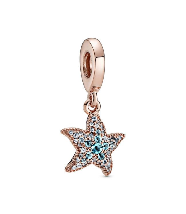 Pandora Sparkling Starfish dangle 788942C01
