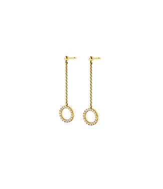 Diamanti Per Tutti Circle of Life earrings M485-3S4-P01