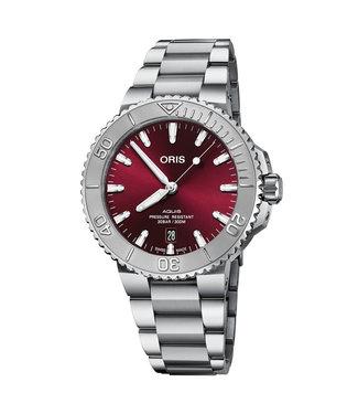 Oris Aquis Date Automatic heren horloge 0173377664158-07 8 22 05PEB